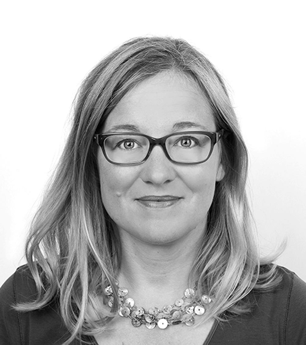 Porträt von Dorothee Weinlich