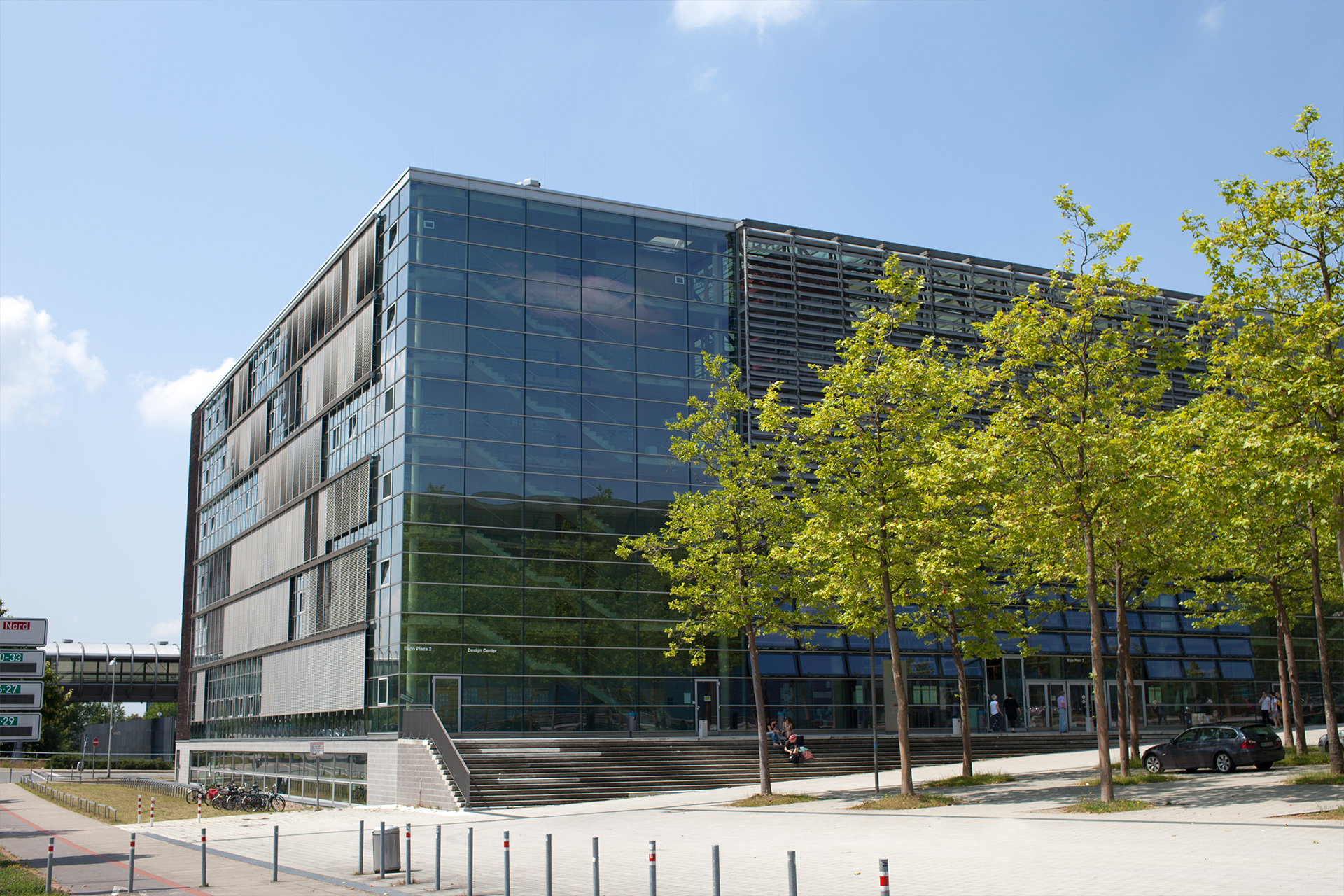 Hauptgebäude Fakultät III