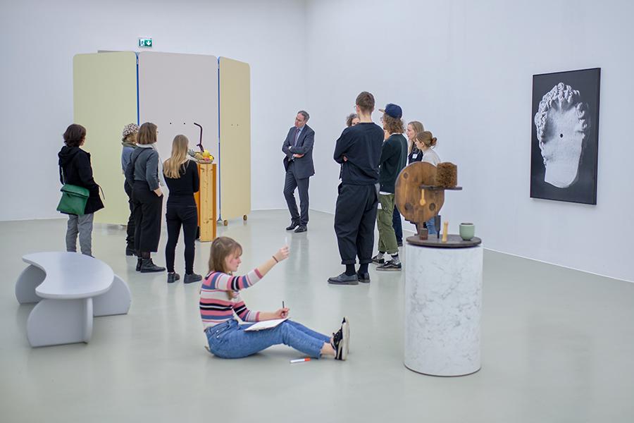 Kunstverein Hannover 15.01.2020 // Foto: www.CHINA-HOPSON.com